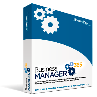 Business Manager 365 software box