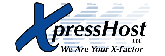 Xpress Host logo