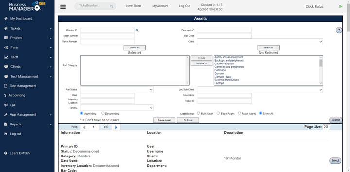 Parts-Equipment-and-Procurement-Management-screen
